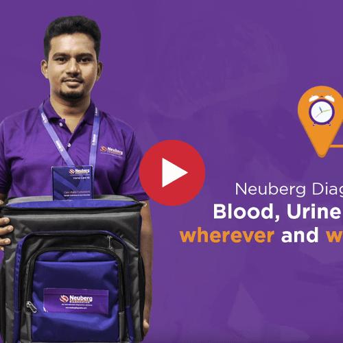 Neuberg Diagnostics - Anytime Anywhere