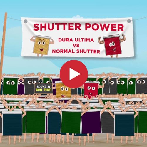 Dura Ultima-shutter