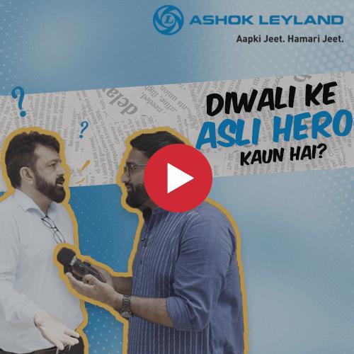 Ashok Leyland - Diwali Vox-Pop