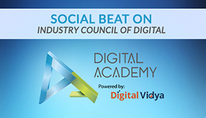 Social Beat on Industry Council of Digital Academy