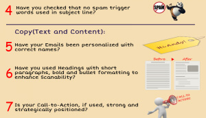 Infographic: Email Campaign Checklist