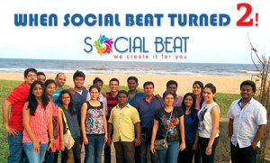 Social Beat Anniversary