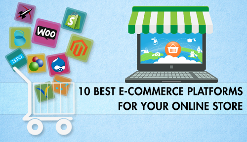 Best Ecommerce Platforms for your online store