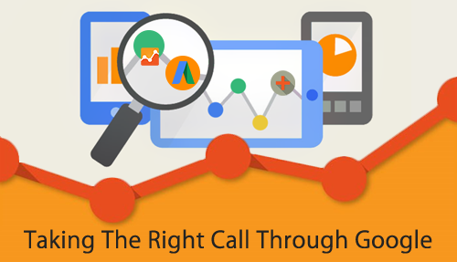 3 Ways to track phone calls generated via Google Properties
