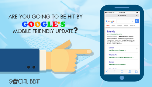 Are you going to be hit by Google's Mobile Friendly Update