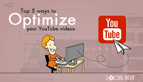 5 ways to optimize your YouTube videos