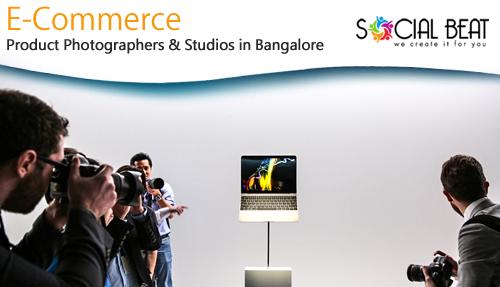 E-Commerce Product Photographers in Bengaluru