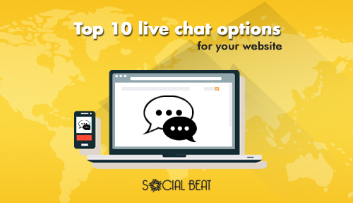 best live chat sites