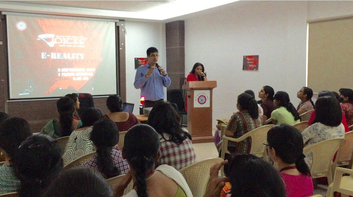 Digital Media & Entrepreneurship in India – MOP Vaishnav College
