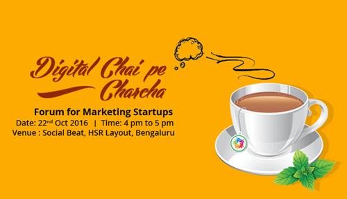 Digital Chai pe Charcha – Digital Marketing for Startups