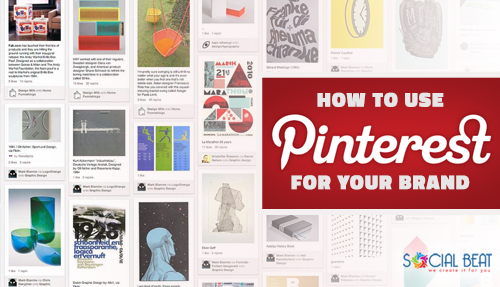 How to use Pinterest for your Brand