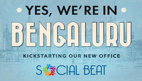 Social Beat is now in Bangalore