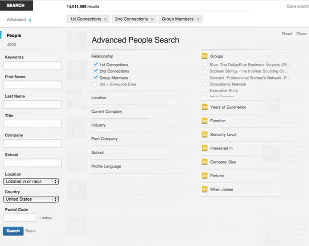 LinkedInSearch