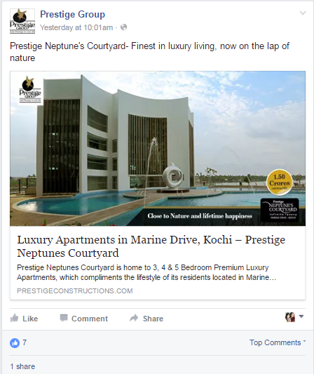 Prestige Group-fb