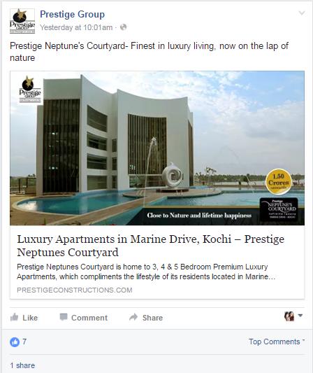Prestige Group-fb