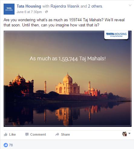 Tata Housing-fb