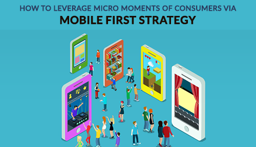 Mobile First Strategy to leverage micro moments of consumers