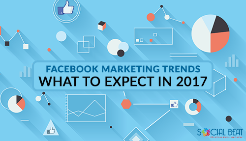 Facebook Marketing Trends: What to expect in 2017