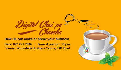 How UX can make or break your business – Digital Chai Pe Charcha