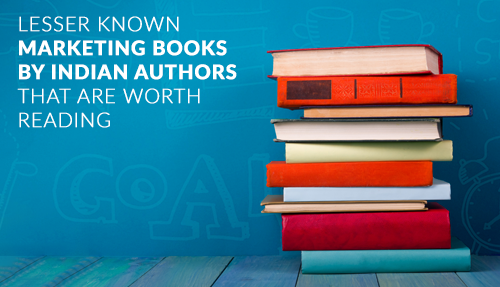 Lesser known Indian marketing books that are worth reading