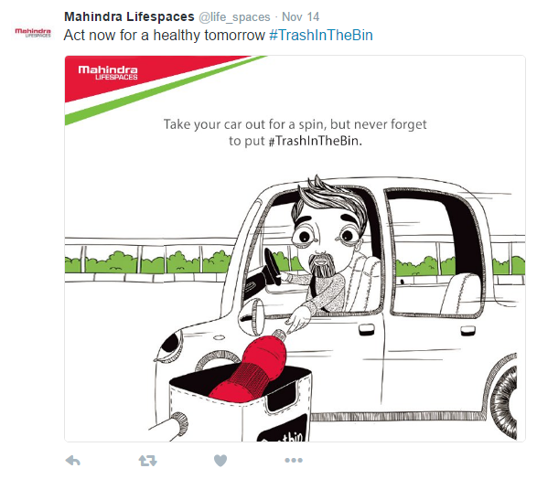 Mahindra lifespaces post
