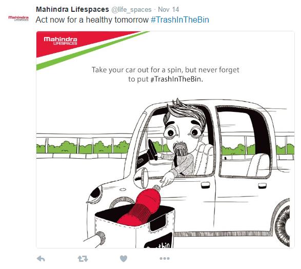 Mahindra lifespaces post
