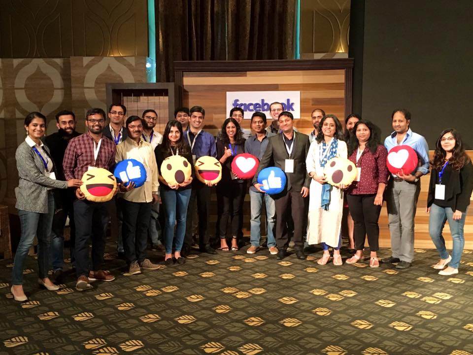 Social Beat on Facebook India SME Council 2017