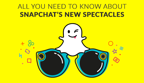 All you need to know about Snapchat's new Spectacles