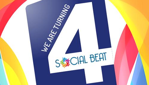 Social Beat turns 4