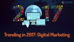 8 Digital Marketing Trends to expect in 2017