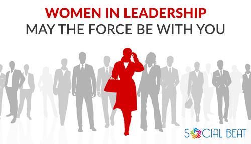 Women in Leadership – May The Force Be With You