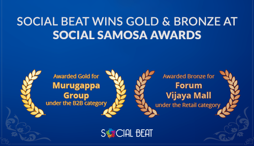 Social Beat- Social Samosa Awards