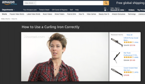 Amazon Video Ads