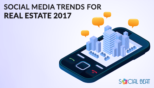 Social media trend for real estate