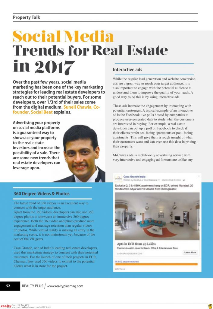 Realty Plus Magazine Page 52