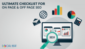 On Page & Off Page SEO - Ultimate Checklist for 2018