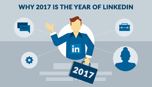 Why 2017 is the year of LinkedIn