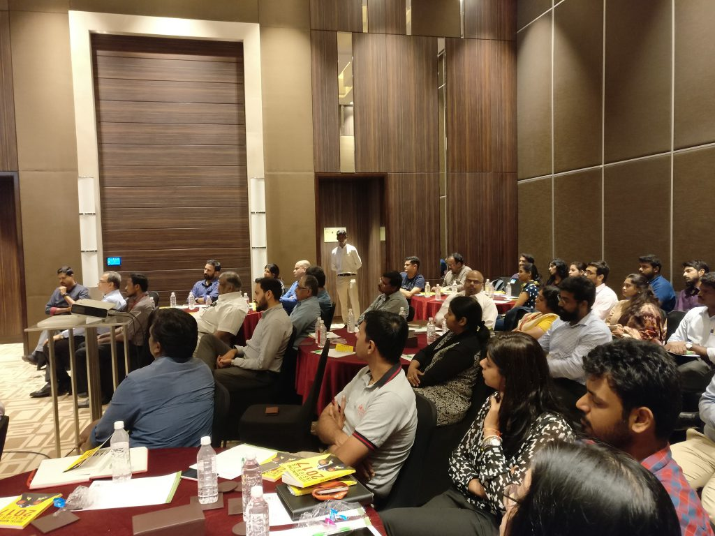 Social Beat at the NASSCOM Content Marketing Masterclass