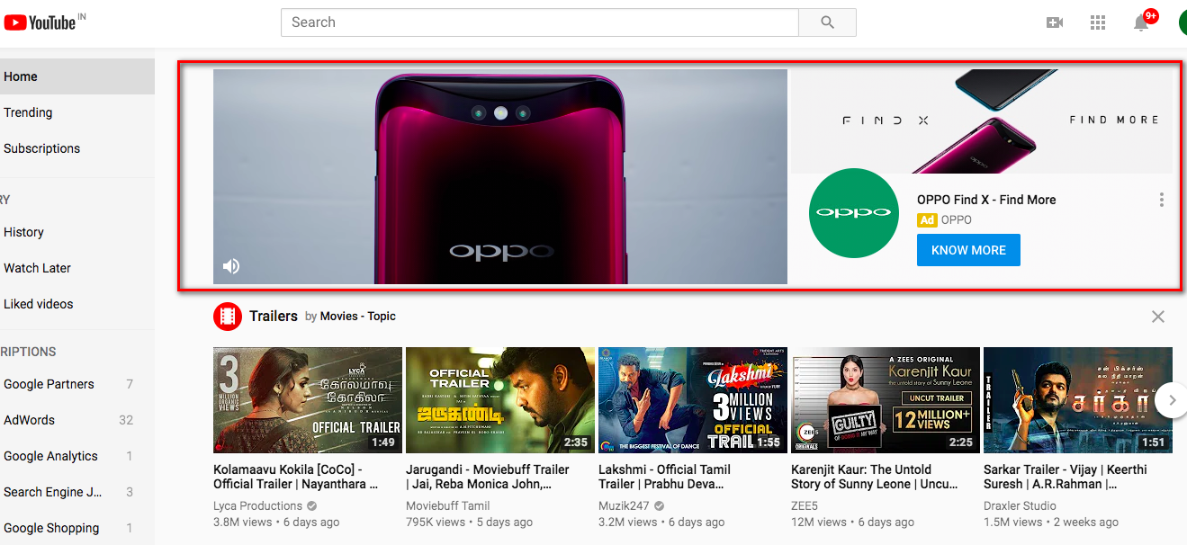 Is it time to switch to YouTube ads from traditional media?
