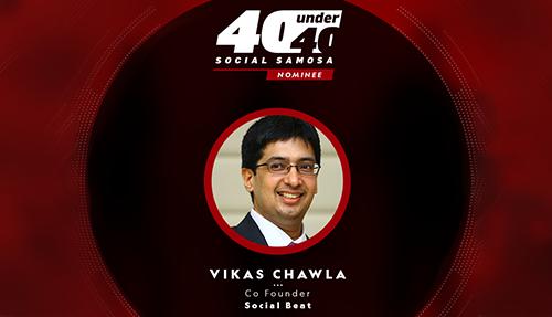 Social Beat nominated for Social Samosa's 40 Under 40