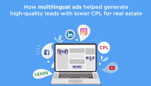 How multilingual ads generated high-quality leads & lower CPL