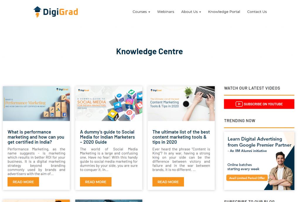 DigiGrad-Digital-Marketing-Blog-Freshers-India