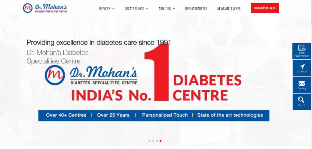 Dr Mohan's