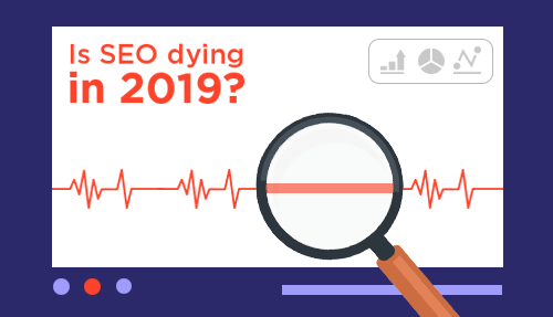 Is SEO really dying? It's complicated