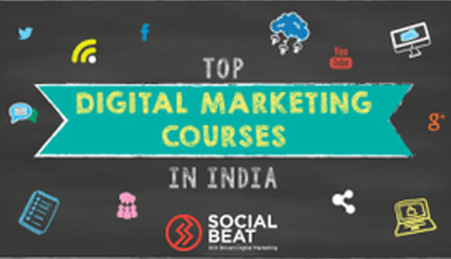 Top Digital Marketing Courses in India