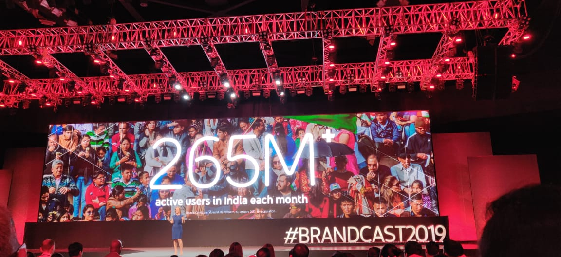 ✔️YouTube Brandcast India 2019 – Some key learnings for