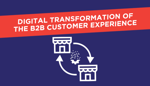 Digital Transformation of B2B Customer Experience – Digital Leadership Summit