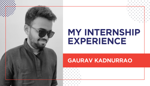 My Internship Experience At Social Beat : Gaurav K