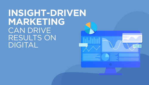 4 ways insight-driven marketing can drive results on digital