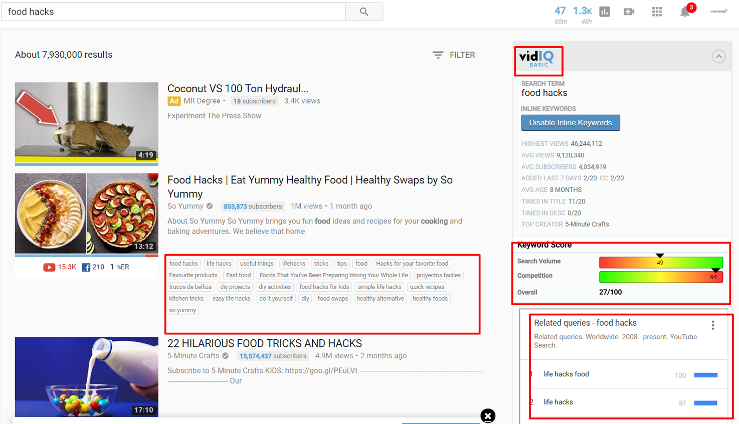 YouTube SEO Tips - The Secret Sauce to Ranking Videos in 2019